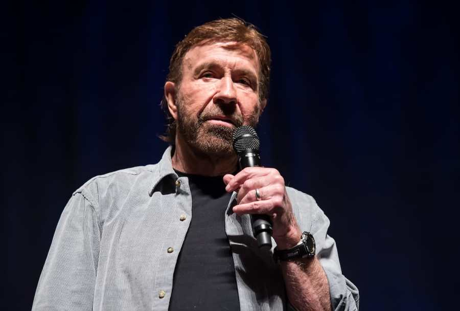 Chuck Norris is worth