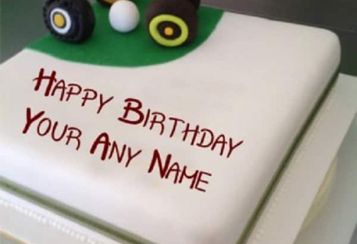 Birthday Cakes For Boys With Name Legitng