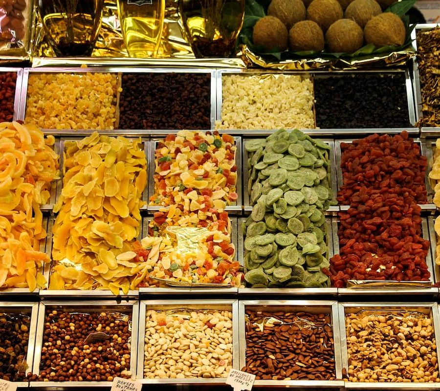 Dry fruits for weight loss