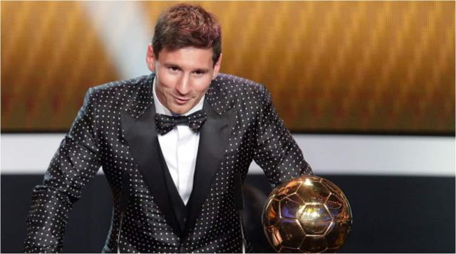 Lionel Messi: Girls choose Argentine star as perfect date over rival Ronaldo