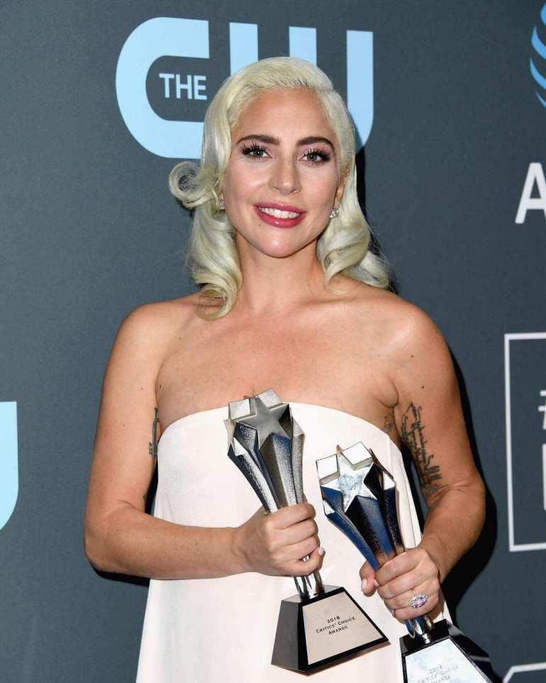 Lady Gaga Award