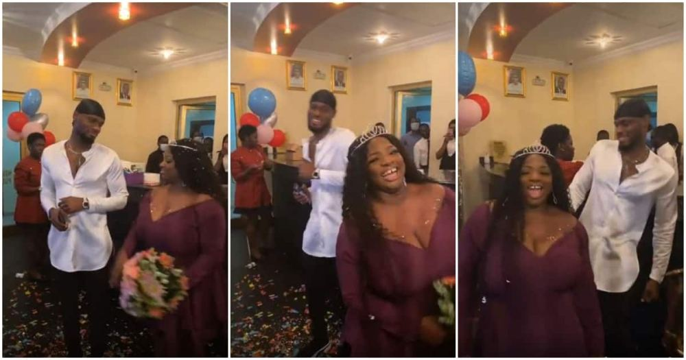 Friendship goals: BBNaija's Dorathy and Prince spotted having good time (video)