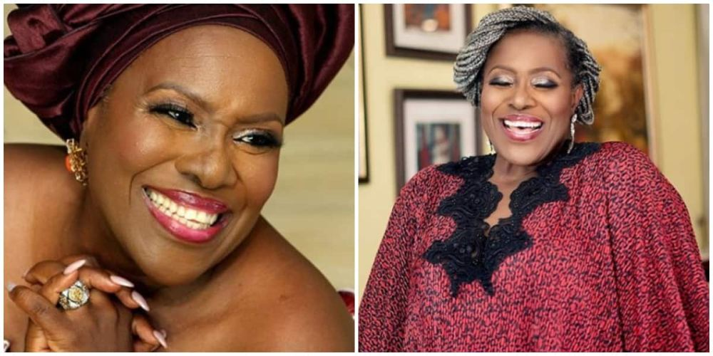 Joke Silva celebrates as she clocks 59, shares beautiful photo