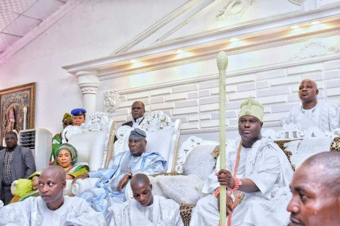 PHOTOS: Atiku takes campaign to Ile-Ife