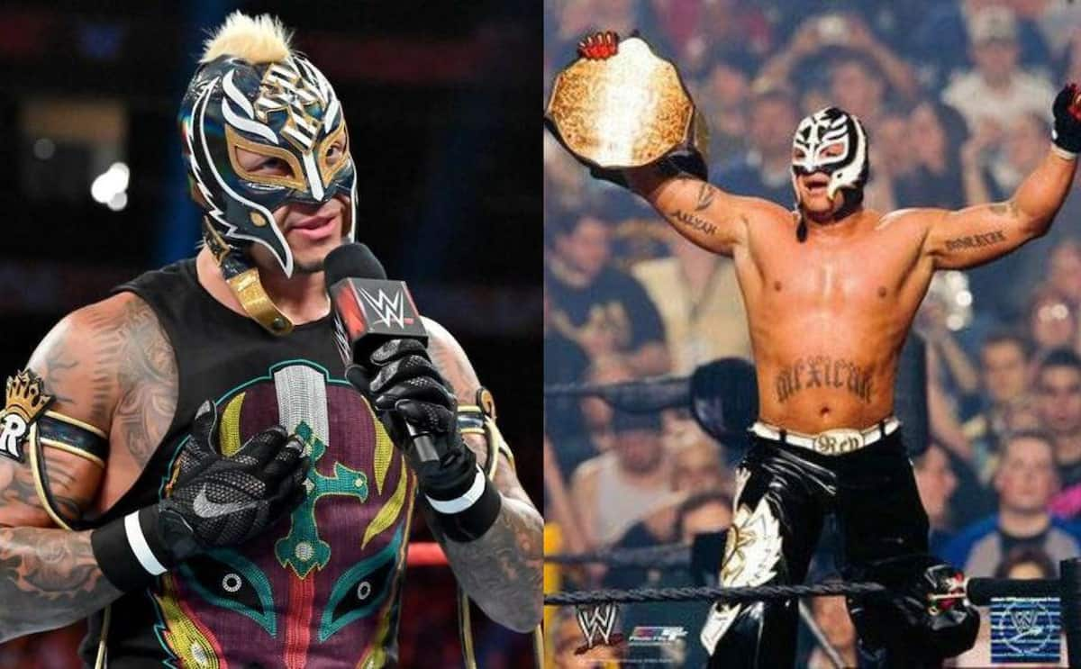 Rey Mysterio: WWE legend still in hospital days after having eye removed by Seth Rollins
