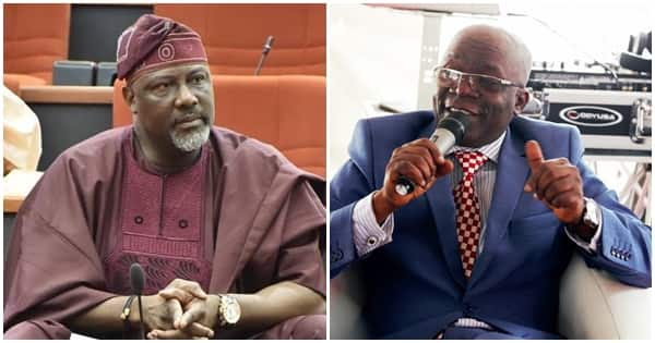 Image result for surrender to police falana to melaye