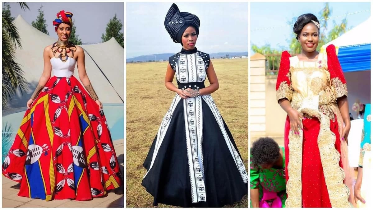 African Traditional Wedding Dress Designs Legit.ng