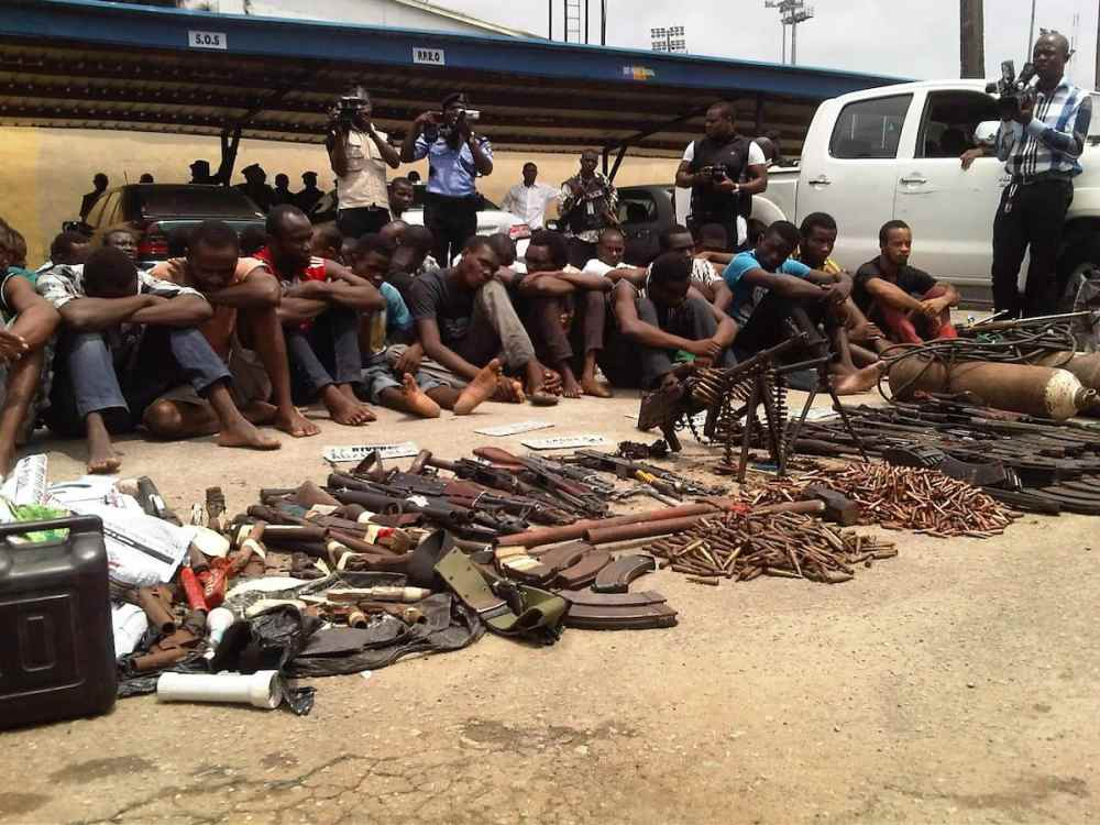 Image result for Notorious Nigerian gang leaders