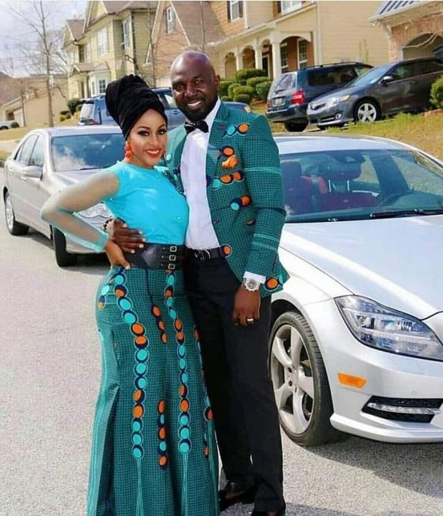 Elements of Nigerian traditional look 2017