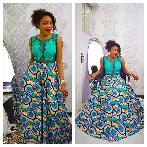 3e94a70cbba7a Traditional Lovely Ankara Styles For Wedding To Rock This Year