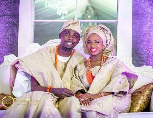 Yoruba traditional wedding men