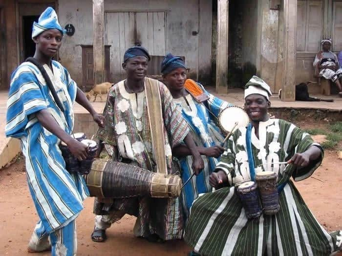 origin of yoruba language