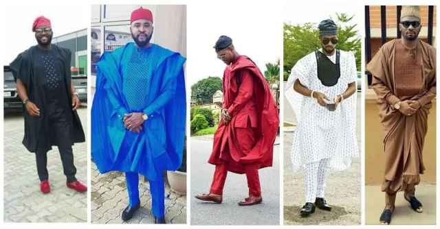 Agbada styles for men 2107