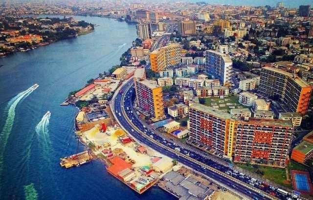Living In Lagos