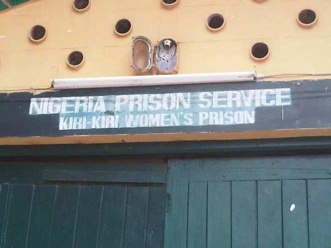 Image result for NIGERIA Female prison