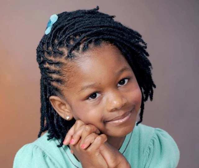 top 20+ best hairstyles for black girls in 2019 ▷ legit.ng