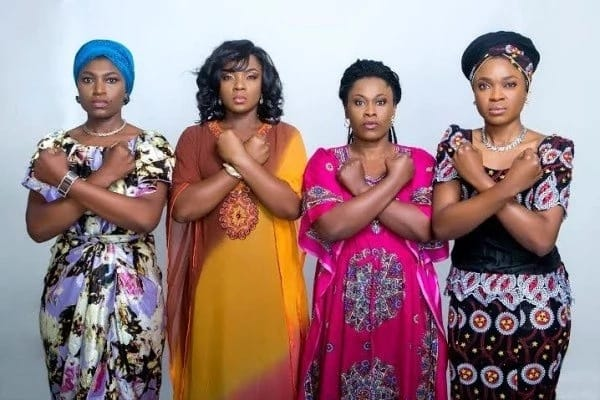 Image result for Ufuoma McDermott and omoni oboli
