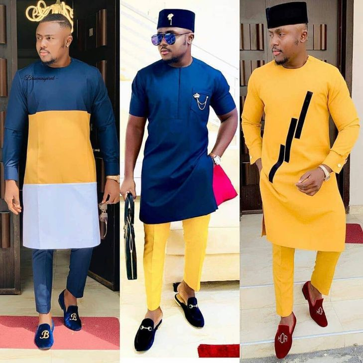 Latest Nigerian men's traditional fashion styles ▷ Tuko.co.ke