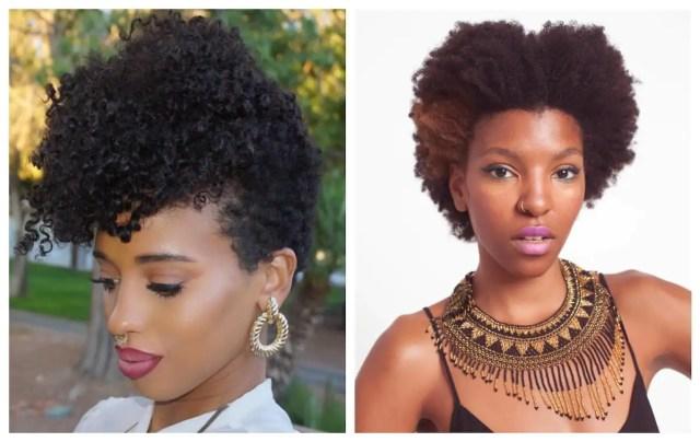 short afro hairstyles for ladies ▷ tuko.co.ke