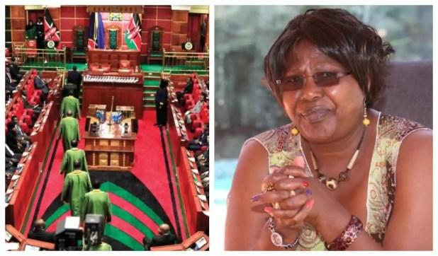 Naivasha MP Jayne Kihara confirms legislators were bribed to save ...