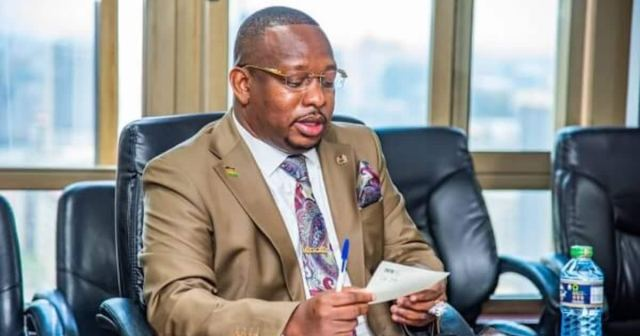 Mike Sonko: Video of governor saying he's third in command emerges