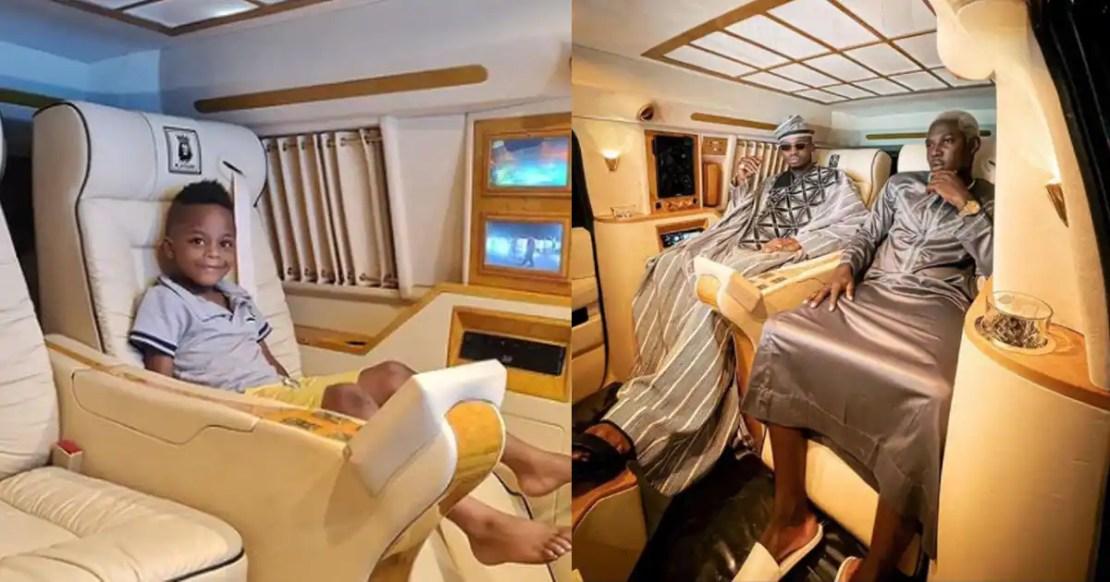 Diamond Platnumz s'offre une Cadillac Escalade dont l'intérieur ressemble à celui d'un avion (vidéo)