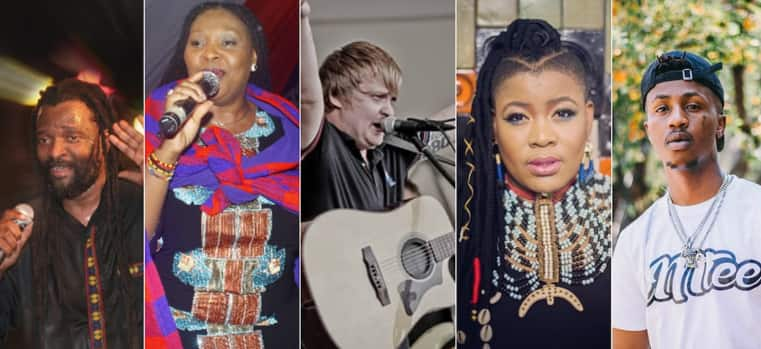 South African musicians