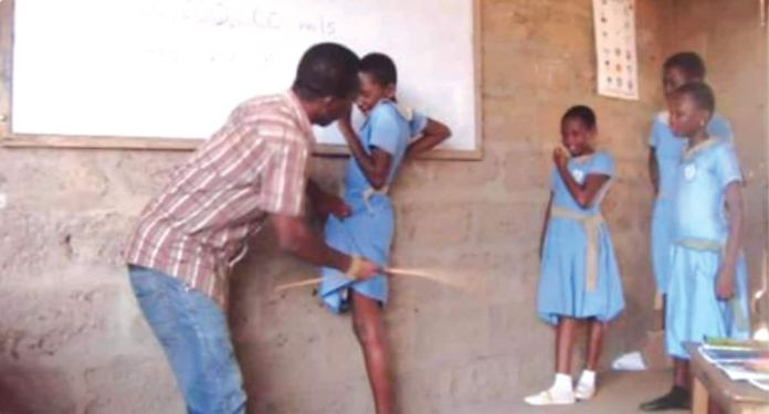 Class three girl causes her teacher's arrest for 'lashing' her ...