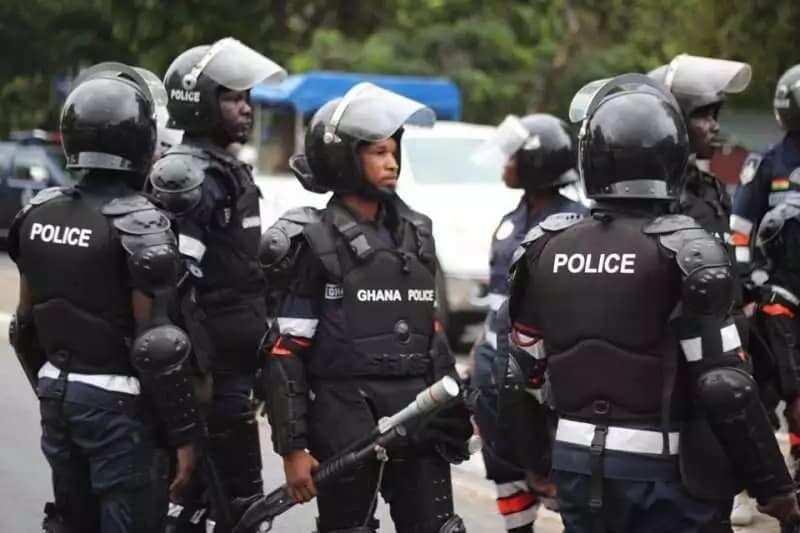 Ghana Police Recruitment 2020: Details ▷ YEN.COM.GH