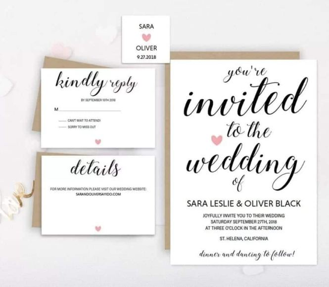 Wedding Invitation Messages For Family Yen Com Gh