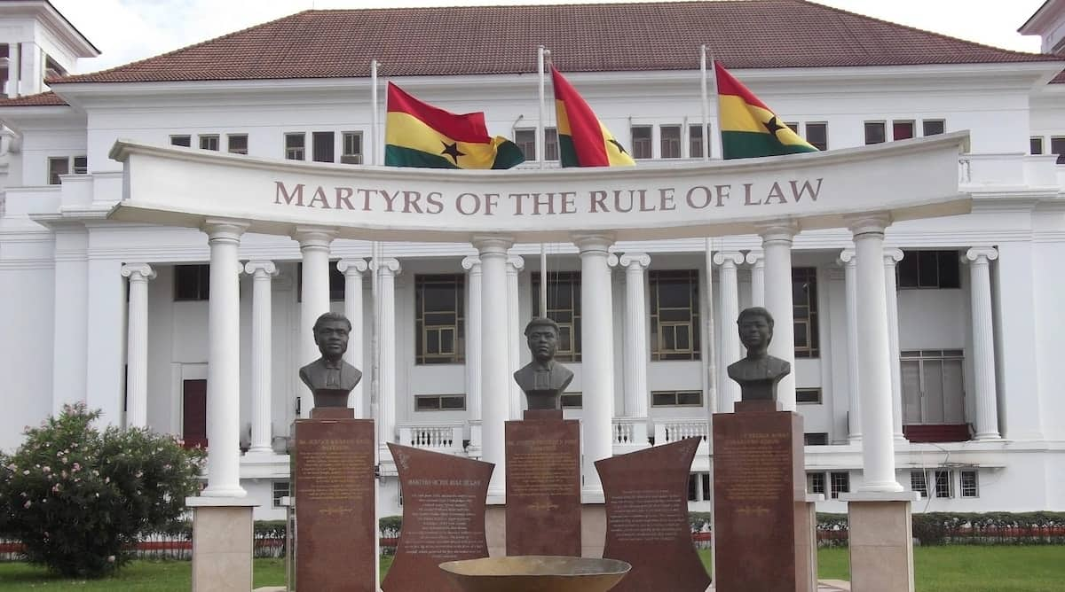 Hierarchy of courts in Ghana ▷ YEN.COM.GH