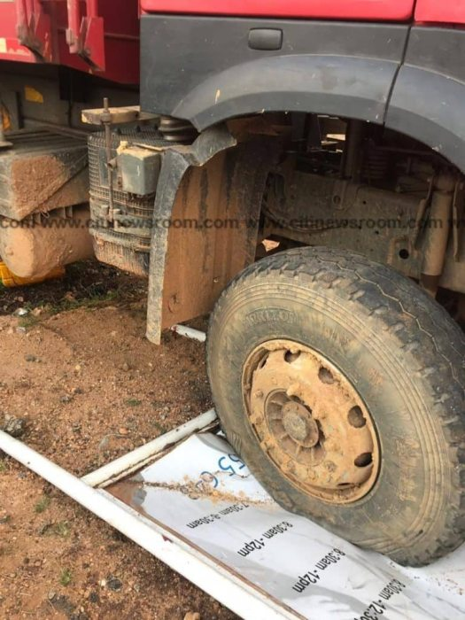 Four die in gory accident in Nsawam