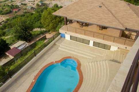 Welcome to Asamoah Gyan's 3million dollar mansion(Photos)