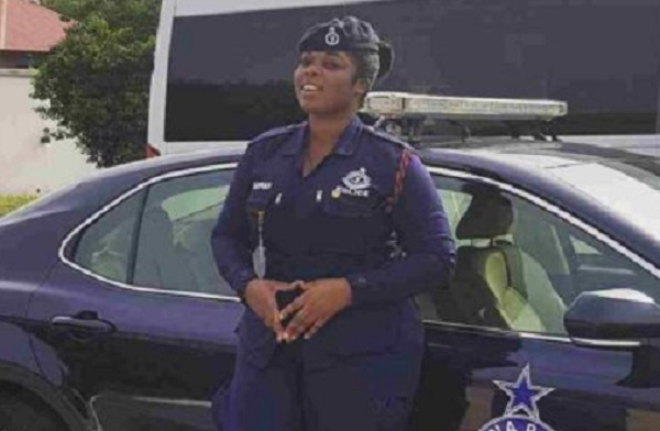 Ama Serwaa, Maya, Thick Girl Vonny, and other beautiful police officers of 2020 (photos)
