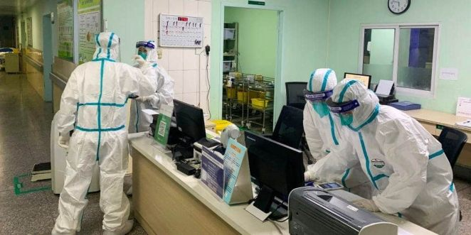 Ray of hope as medics conduct first coronavirus vaccine test on 45 patients