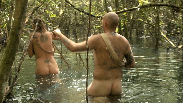 And explicit naked afraid