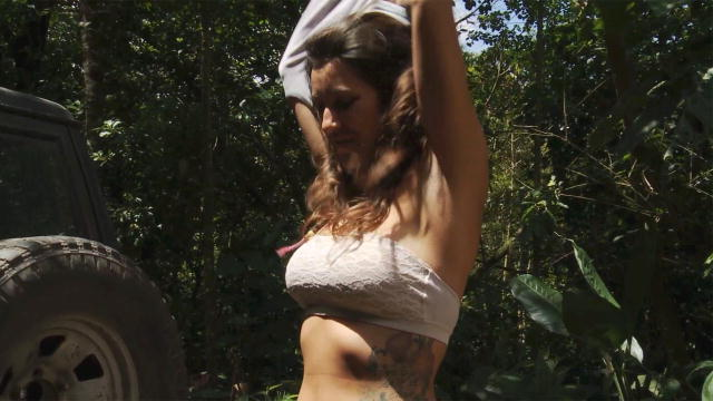 Nackt carrie booze Naked and