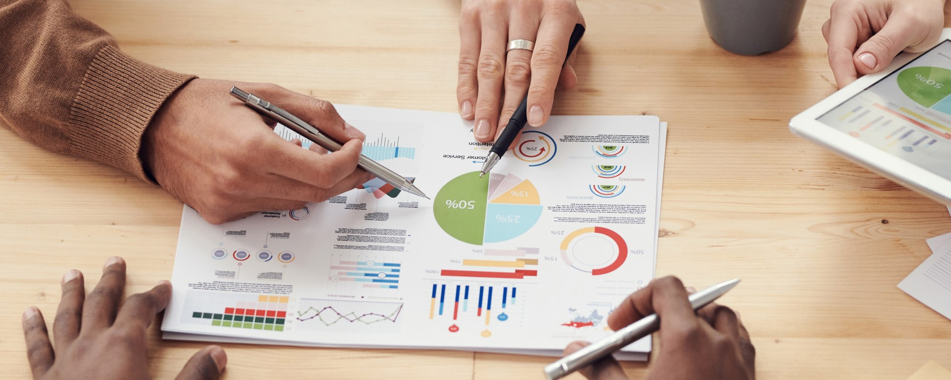 Setting goals for your business in 2020