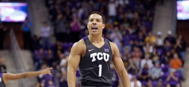 Nets 2020 NBA mock draft radar: TCU guard Desmond Bane