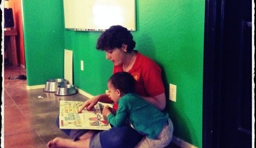 Home-Pre-Schooling