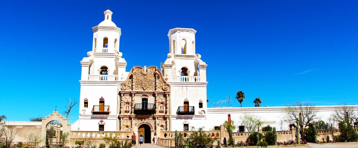 Mission San Xavier del Bac – March 2016