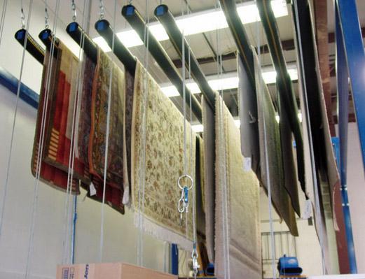 nettoyage de tapis orientaux persan