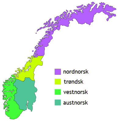 hovuddialektomrade