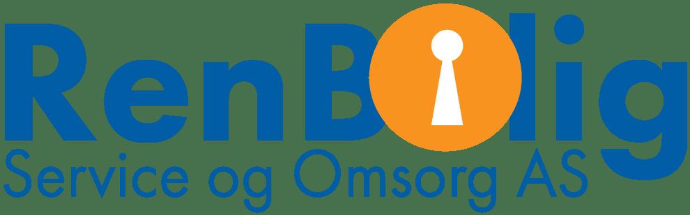 RenBolig logo med servicebeskrivelse