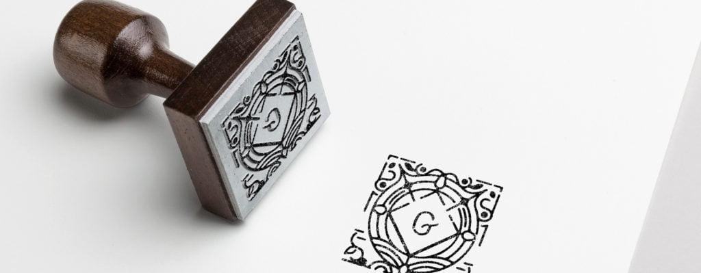 Gutenberg stempel