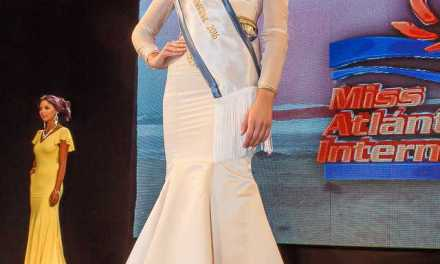 La flamante Miss Atlántico Internacional llegó a España, se reencontró con su familia y habló para Uruguay