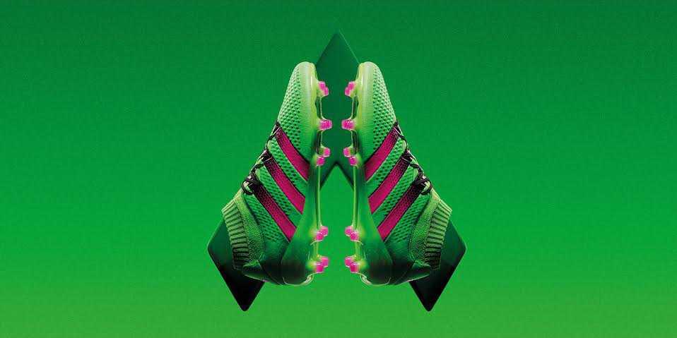 adidas asegura el mejor control de la pelota con los nuevos zapatos de fútbol Ace 16+ Primeknit