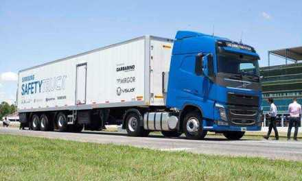 Samsung presenta en Argentina el primer Samsung Safety Truck -VIDEO-