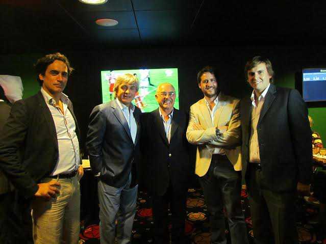 Supermatch lanzó un nuevo SPORT BAR en el Casino Nogaró de Punta del Este