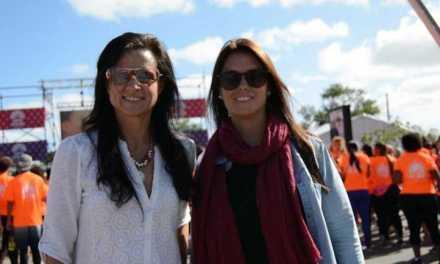 Costa Urbana celebró la tercera edición de su maratón de fitness y zumba junto a 1200 personas